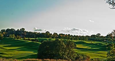 Photograph - Golf Course Omaha Ne by Edward Peterson