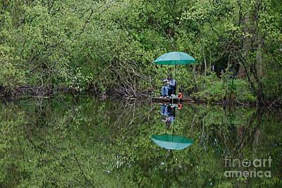 Photograph - Gone Fishing by Doug Thwaites