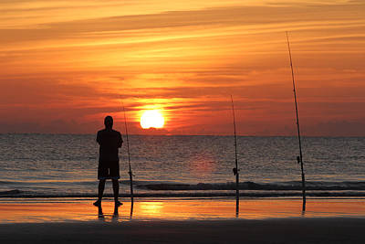 Photograph - Gone Fishing by Jose Rodriguez