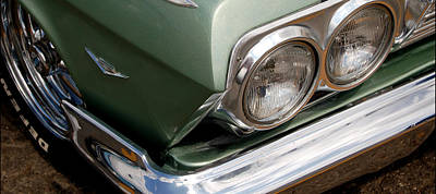 Chevrolet Biscayne Photograph - Gone Green by Gabe Arroyo