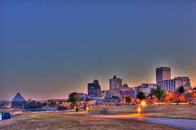 Photograph - Good Morning Memphis by Barry Jones