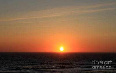 Photograph - Good Night Pacific by Erica Hanel