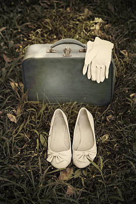 Vintage Shoes Photograph - Goodbye by Joana Kruse