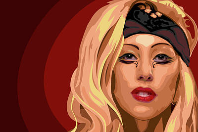 Painting - Googoo For Gaga by Nathaniel Price