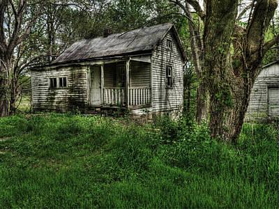 Gore Missouri Population Seven Original by William Fields