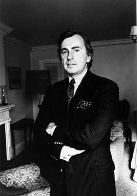 Gore Vidal, 1973 Art Print by Everett