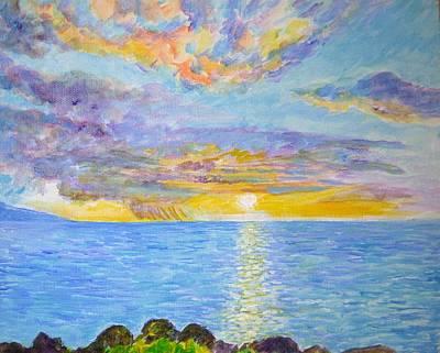Liberation Painting - Gorgeous Maui by Tamara Tavernier