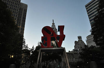 Jfk Plaza Photograph - Got Love All Backwards by Bill Cannon