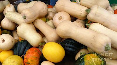 Photograph - Gourds by David Bearden