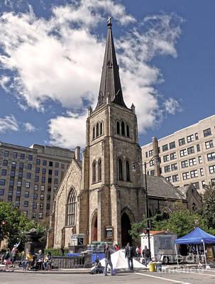 Photograph - Grace Episcopal - Madison by David Bearden