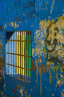Photograph - Grafitti De La Boca by John Galbo