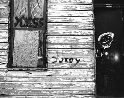Photograph - Grafitti by Jan W Faul