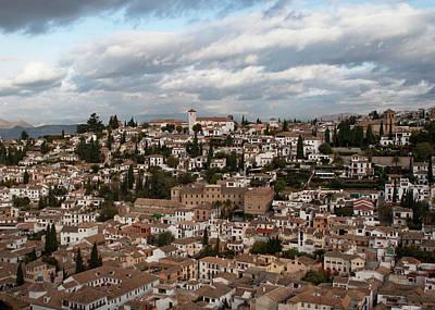 Photograph - Granada Below by Lorraine Devon Wilke