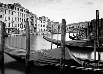 Kim Baker Photograph - Grand Canal by Kim Baker