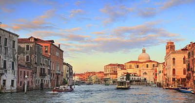Photograph - Grand Canal by Paul Cowan