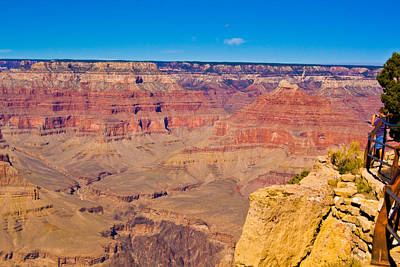 Photograph - Grand Canyon 10 by Bill Barber