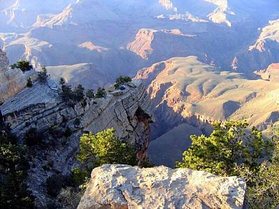 Photograph - Grand Canyon 18 by Will Borden