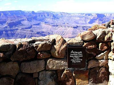 Photograph - Grand Canyon 35 by Will Borden