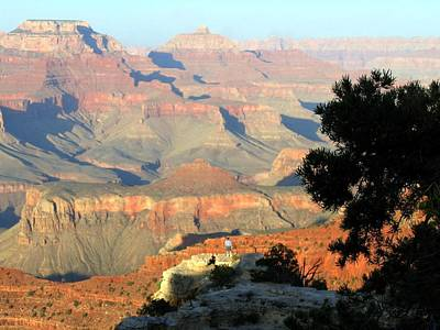 Photograph - Grand Canyon 53 by Will Borden