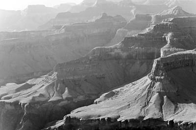 Photograph - Grand Canyon At Dusk by Julie Niemela