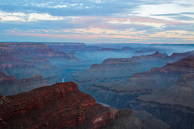 Photograph - Grand Canyon Blues by Heidi Smith