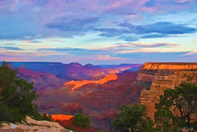 Photograph - Grand Canyon Grand Sky by Heidi Smith
