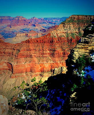 Photograph - Grand Canyon I by Christine S Zipps