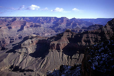 Photograph - Grand Canyon Morning Overview by John Brink