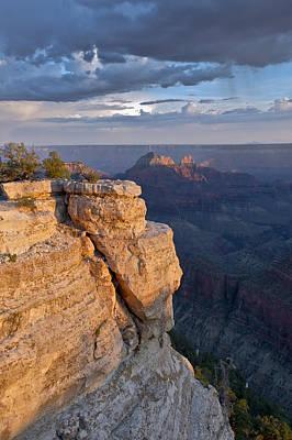 Photograph - Grand Canyon North Rim  by Gary Eason