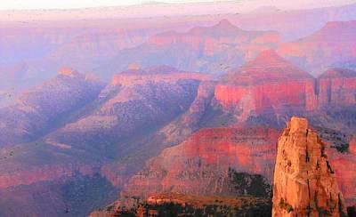 Photograph - Grand Canyon Sunrise by Lisa Dunn
