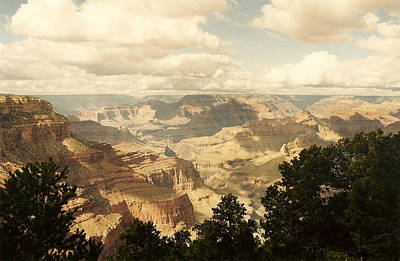Photograph - Grand Canyon Vista by Marilyn Wilson