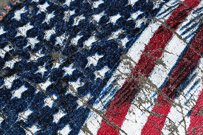 Grand Ol' Flag Art Print by Bill Owen