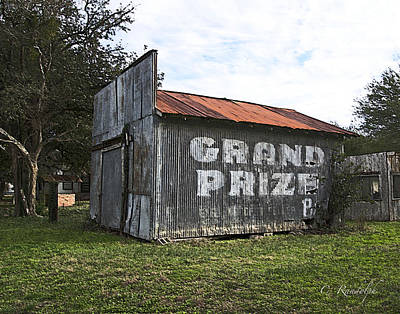 Photograph - Grand Prize by Cheri Randolph