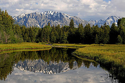 Photograph - grand tetons III by Diana Douglass
