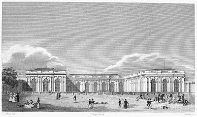 Grand Trianon, Versailles Art Print by Granger
