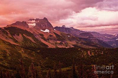 Photograph - Granite Dawn by Katie LaSalle-Lowery