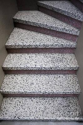 Granite Stairs Art Print by Sam Bloomberg-rissman