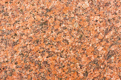 Marble Slabs Photograph - Granite by Tom Gowanlock