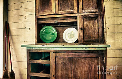 Photograph - Granny's House - Memories by Cris Hayes