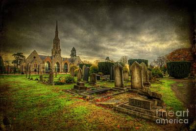 Photograph - Graveyard Shift by Yhun Suarez