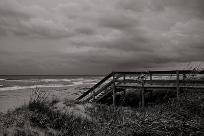 Photograph - Gray Skies by Laura DAddona