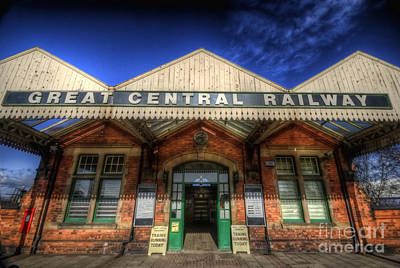 Photograph - Great Central Railway by Yhun Suarez
