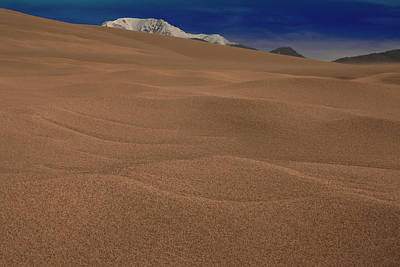 Photograph - Great Sand Dunes National Park by Benjamin Dahl
