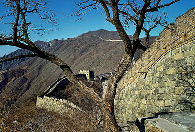 Photograph - Great Wall by Robert Knight