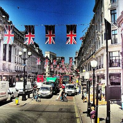 London2012 Photograph - #greatbritin #jubile #britin #england by Abdelrahman Alawwad