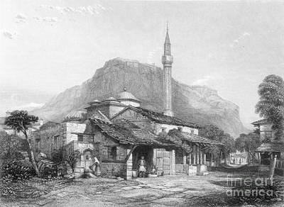 1833 Photograph - Greece: Corinth by Granger