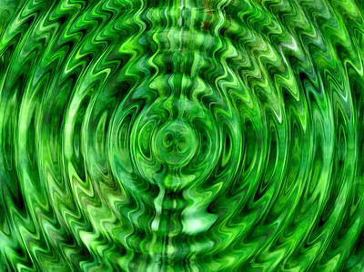 Jouko Lehto Royalty-Free and Rights-Managed Images - Green as Grass by Jouko Lehto