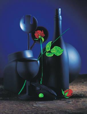 Green Pearl  Art Print by Mauro Celotti