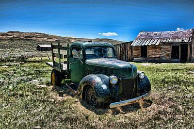 Green Truck Original