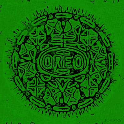 Photograph - Greener Oreo by Rob Hans